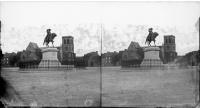 Statue de Napoléon Ier, à Octeville