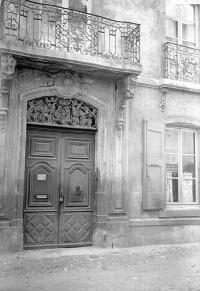 Maison Louis XV