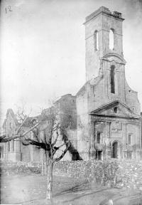 Eglise de Longwy-haut