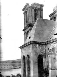 Ancienne abbaye des Prémontrés ou ancien petit séminaire