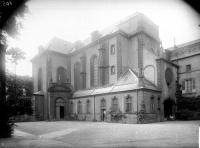 Ancienne abbaye Sainte-Glossinde