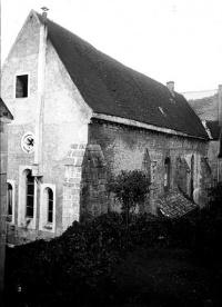 Chapelle des évêques de Bethléem (ancienne)
