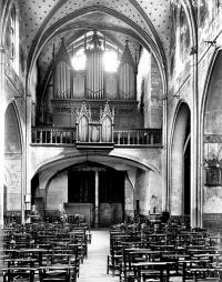 Eglise Saint-Genès des Carmes