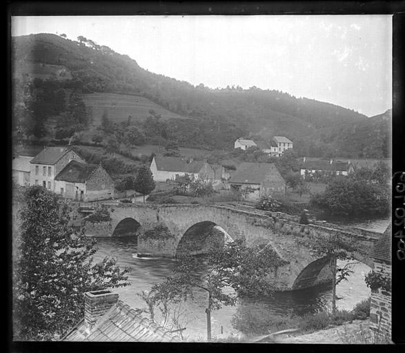 Vieux-Pont sur la Sioule