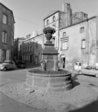 Fontaine des Lions