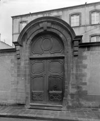 Hôtel de Roquefeuille ou de Jenzat