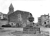 Eglise Notre-Dame (ou Saint-Saturnin)