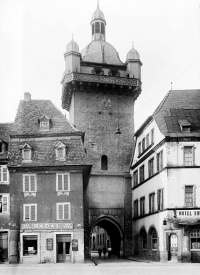 Porte de Strasbourg