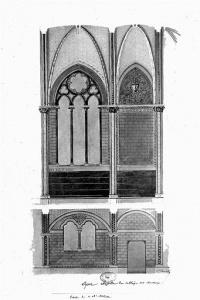 Ancienne chartreuse (ou Maison et Institution des Chartreux)