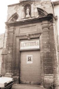 Chapelle des Pénitents-Blancs (ancienne)