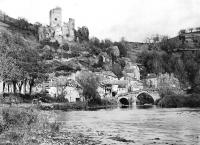 Restes du château
