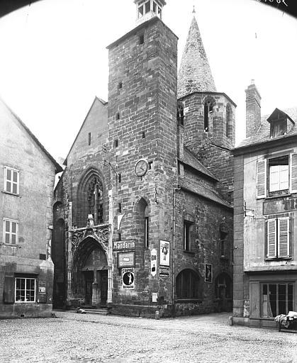 Ancienne église Saint-Jean-Baptiste, actuellement musée Joseph Vaylet