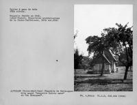 Ancienne chapelle des Blanques