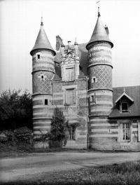 Manoir de Cailletot ou Caltot, et domaine contigu