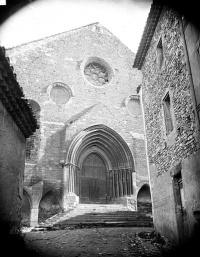 Ancienne abbaye (également sur commune de Thérouldeville)
