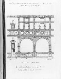Maison dite de François Ier ou Hôtel de Chabouillé, dans la cour de l'Hôtel de Ville