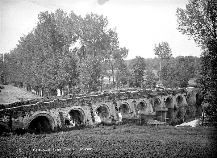Pont du vernay airvault 79600 for Airvault 79