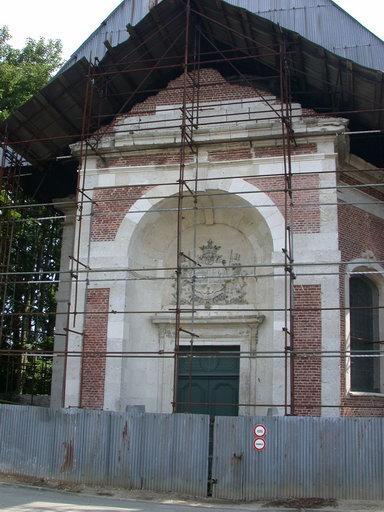 Chapelle sépulcrale des Mailly