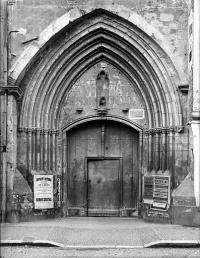 Eglise Saint-François, ancienne église du couvent des Cordeliers