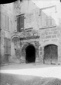 Maison dite du Marquis de Pontevès