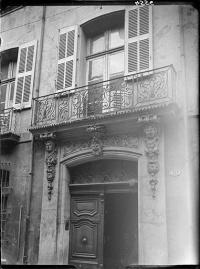 Hôtel Guiran de la Brillanne ou de Rémusat, de Sallier, de Gassier, de la Panouse