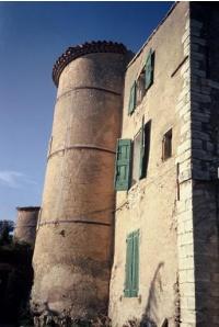 Château du Seuil, à Puyricard