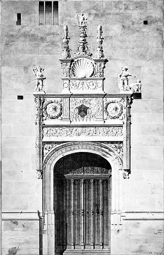 Ancien archevêché ou ancien palais archiépiscopal