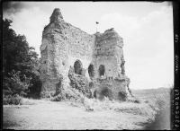 Ruines du chteau
