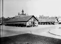 Anciennes halles