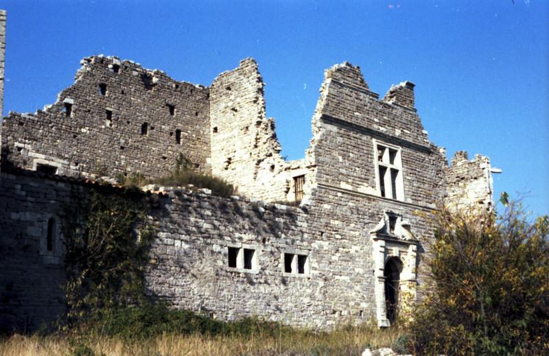 Château de Montlaur (ruines)