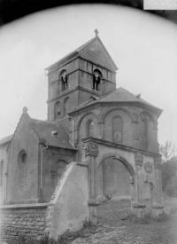 Eglise de Morlange