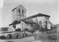 Eglise Saint-Georges et son cimetière