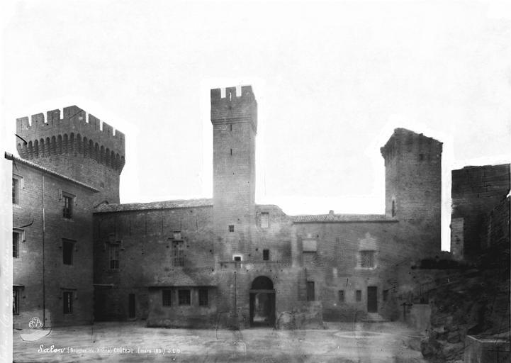 Ch teau de l 39 emp ri salon de provence 13300 - Chateau salon de provence ...