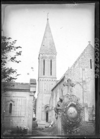 Eglise de Saint-Loup-Hors-Bayeux