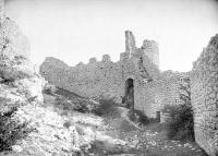 Château de Crussol (ruines)