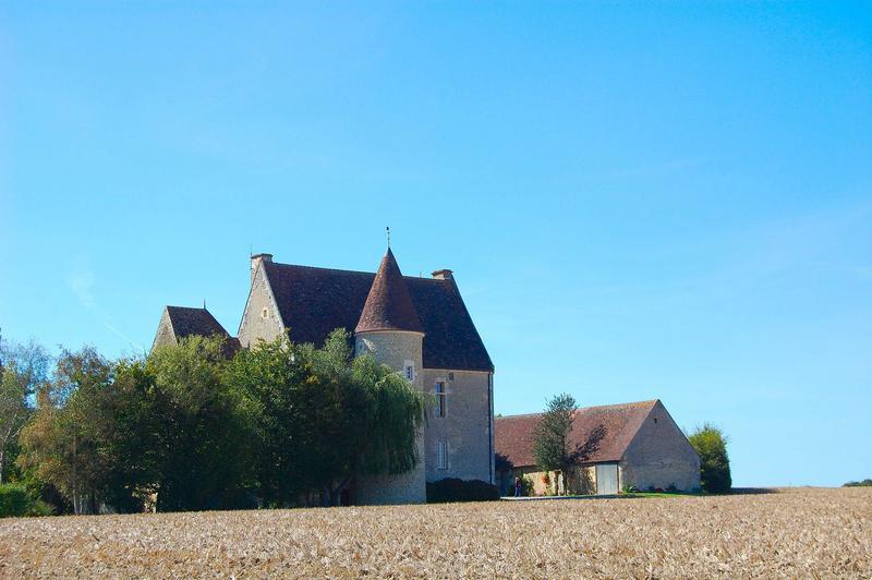Manoir du grand saint quentin berd 39 huis 61340 for Logis de france toulouse