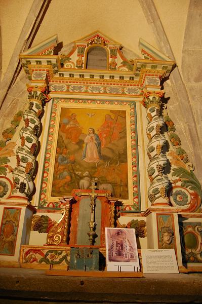 Eglise Saint-Victor de Bussac
