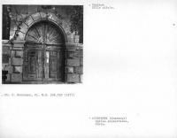 Eglise souterraine monolithe