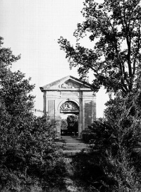 Porte Royale, avant-porte Royale et remparts avoisinants