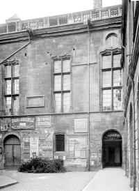 Palais des Ducs et des Etats de Bourgogne (ancien)
