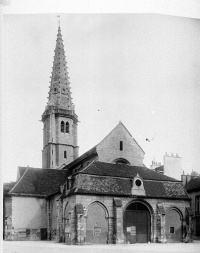 Eglise Saint-Philibert (ancienne)