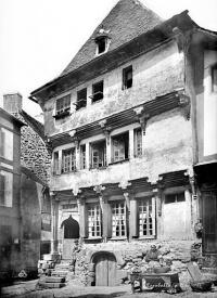 Maison dite du Bourreau