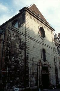 Chapelle des Carmes-Déchaussés (ancienne)