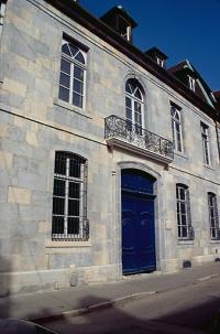 Ancien hôtel de Courbouzon, actuellement Faculté des Lettres