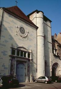 Abbaye des Bénédictins de Saint-Vincent (ancienne)