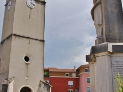 Photo paysage et monuments, Bellignat - *église St Christophe