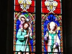 Photo paysage et monuments, Bourg-Saint-Christophe - *église St Christophe