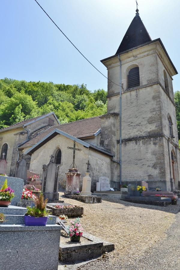 Photo Géovreissiat - L'église