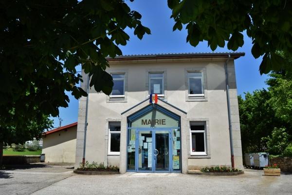 Photo Géovreissiat - La Mairie