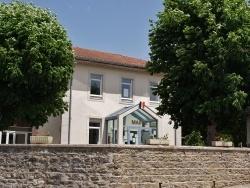Photo paysage et monuments, Géovreissiat - La Mairie
